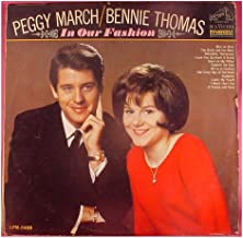 Peggy March & Bennie Thomas Near Mint Lp - In Our Fashion - RCA Victor Records 1965