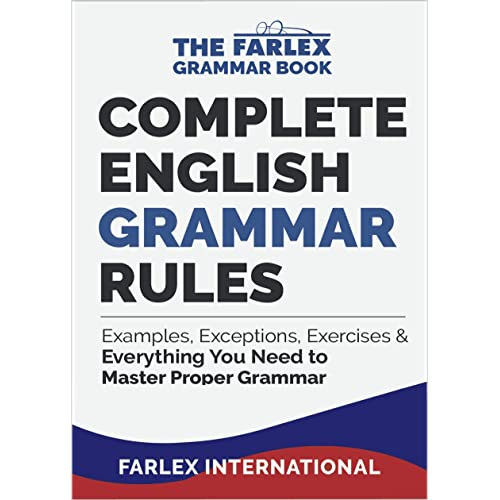 Complete Grammar Book