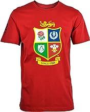 British y Irish Lions Logo Camiseta pequeño