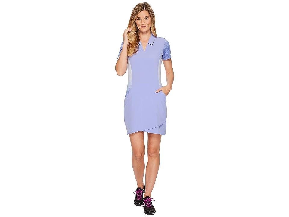 adidas Golf Rangewear Dress (Chalk Purple) Women