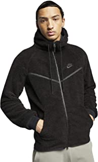 nike sportswear windrunner tech fleece sherpa