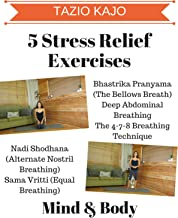 5 Stress Relief Exercises