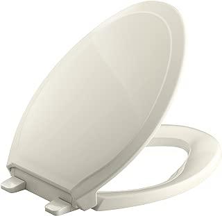 Best kohler rutledge quiet close elongated toilet seat Reviews