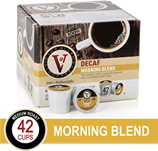 Morning Blend for K-Cup® Keurig 2.0® Brewers, 42 Count, Victor Allen's Coffee® Light Roast Single Serve Coffee Pods