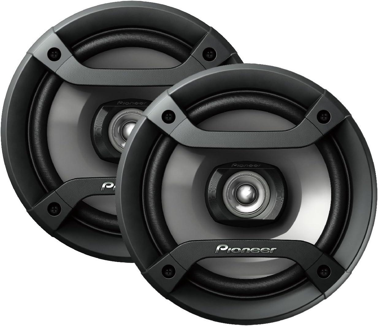 "Pioneer TS-F1634 2-Way 6.5"" Speakers 200W"