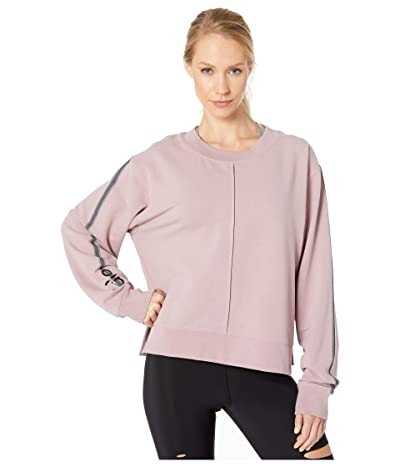 ALO Propel Pullover (Dusted Plum) Women