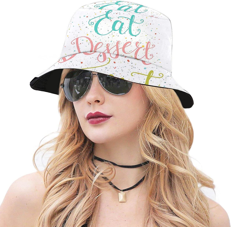 Multicolor Adult Lowest price challenge Bucket Hat Sun Women for Popular product Men
