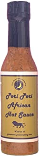 Premium | Peri Peri African HOT SAUCE | Crafted in Small Batches with Farm Fresh Herbs for Premium Flavor and Zest