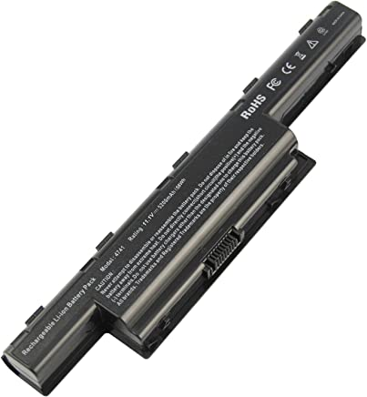 ARyee Laptop Battery Compatible with Acer Aspire 4250 4253 4551 4552 4738 4741 4750 4752 4771 5251 5253 5336 5551 5552 5560 5733 5741 5750(5200mAh 11.1V)