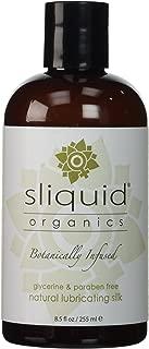 Sliquid Organics Silk Lubricant, 8.5 Ounce