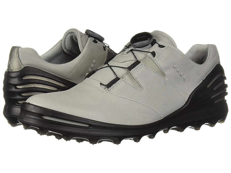 ECCO Golf Cage Pro Boa 2 GORE-TEX(r) (Wild Dove) Men