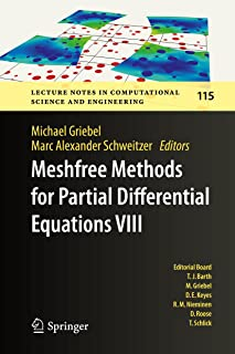 Meshfree Methods for Partial Differential Equations VIII (Lecture Notes in Computational Science and Engineering Book 115)
