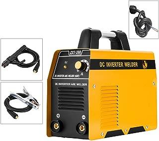 220V ARC Welding Machine, 200Amp Power, IGBT AC-DC Beginner Portable Welder Without Plug