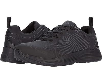 Keen Utility Sparta XT (Aluminum Toe) (Black/Black) Women