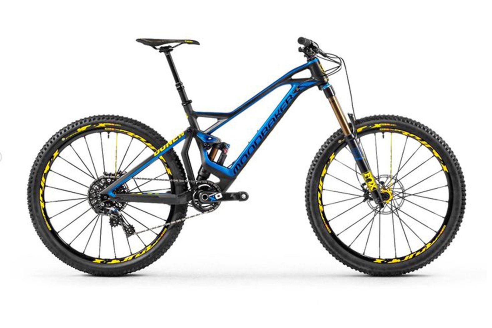 MONDRAKER DUNE. De Carbono Bicicleta Marco Kit de protección para ...