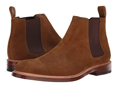 Bostonian Somerville Hi (Cola Suede) Men