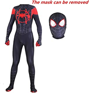 Unisex Lycra Spandex Halloween Cosplay Costumes Bodysuit Adult/Kids 3D Style