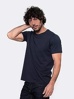 camiseta gola c pima
