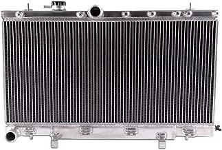 Aluminum Radiator Kit For SUBARU IMPREZA GDA/GDB WRX STI Vers 7~9 2002-2007 03 04 05 06