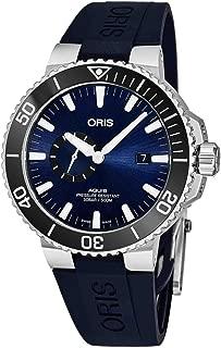 Best oris divers small second date blue Reviews