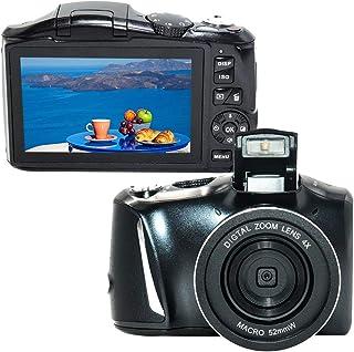 Digitalkamera HD 2.7K 48MP Fotoapparat Digitalkamera Mit 2 Batterien Kompaktkamera