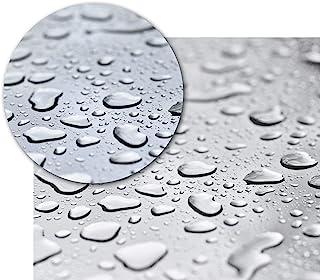 Beautex Nappe transparente, film de protection pour table éprouvé, de qualité supérieure, facile à nettoyer