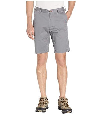 Mountain Khakis Jackson Chino Shorts Slim Fit (Gunmetal) Men