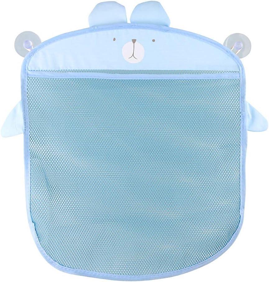 Grey Vokmon Baby Shower Toy Storage Mesh Bag Kids Portable Swimming Pool Beach Party Toys Organizer Pouch