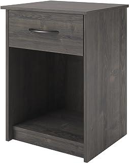 Amazon.com: Oak - Nightstands / Bedroom Furniture: Home ...