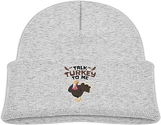 Talk Turkey to Me Knit Hat Baby Boys