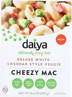 Daiya Deluxe White Cheddar Style Veggie Cheezy Mac, 10.6 oz