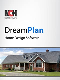 DreamPlan 3D Home and Landscape Design Software to Create Indoor and Outdoor House Designs [Download]
