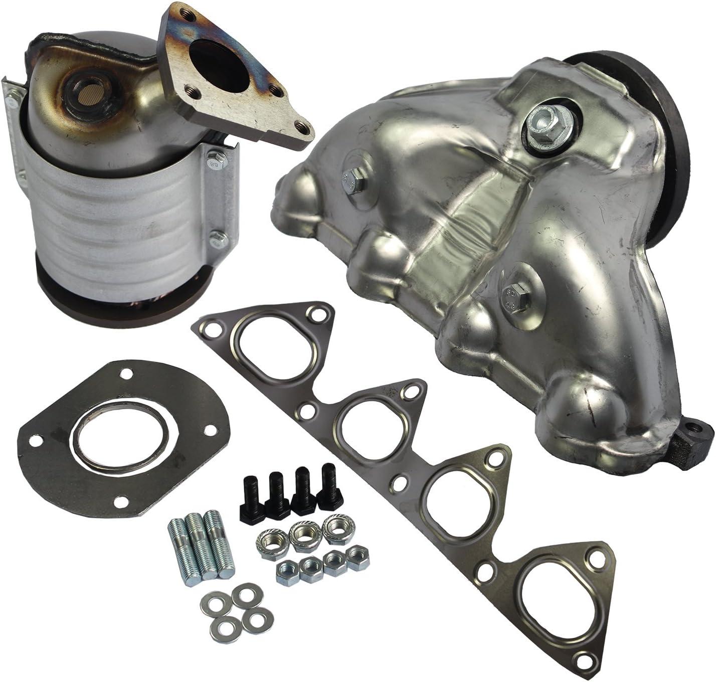 JDMSPEED New Exhaust Manifold 674-439 現品 Honda Civi Replacement For 国産品