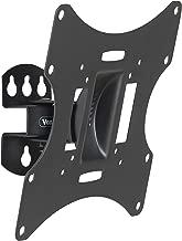 VonHaus 23-42 Inch TV Wall Bracket – Tilt and Swivel Mount for VESA Compatible Screens, 30kg Weight Capacity