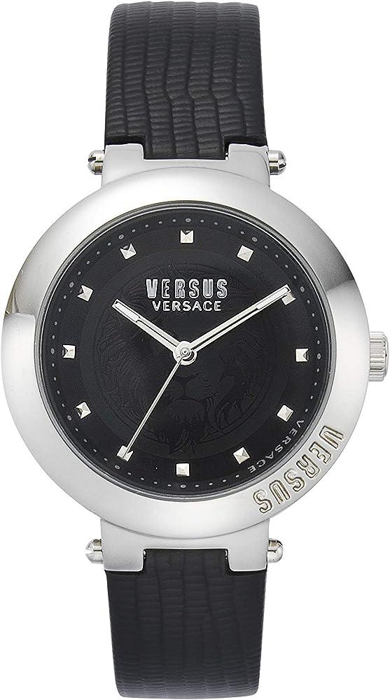 Versus versace orologio da donna in acciaio VSPLJ0119