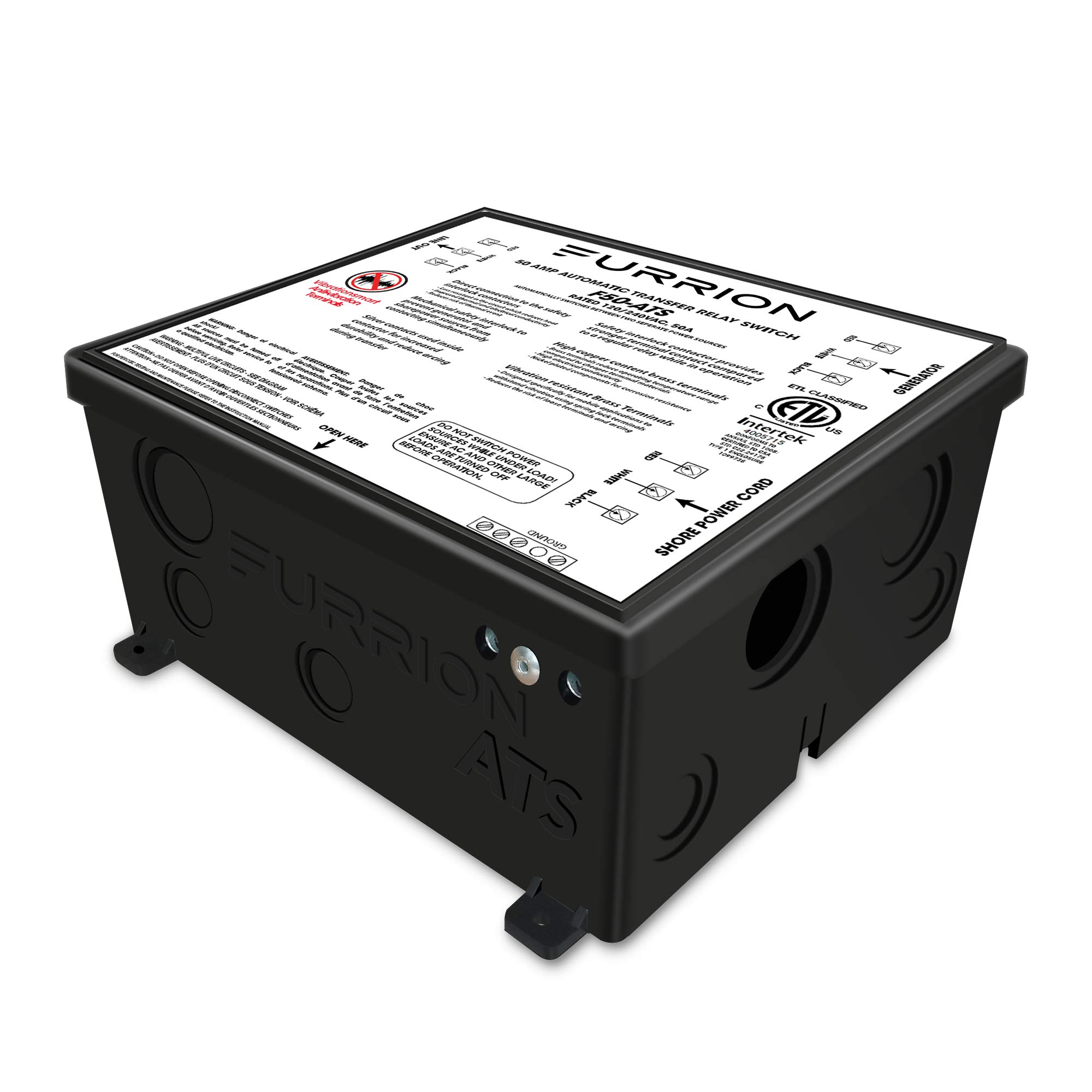 Furrion F50 ATS Automatic Transfer Switch