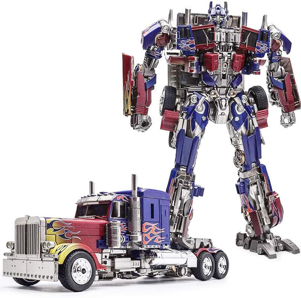 Oversized Max 58% OFF Optimus Prime Purchase Alloy 11 Movie Edtion SS05 Figure Inch
