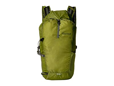 Marmot Kompressor (Cilantro/Forest Night) Backpack Bags