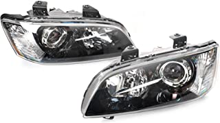 Ozeparts® Set/Pair of LH Left Hand (Passenger Side) + RH Right Hand (Driver Side) Headlights Head Light Front Lamp Project...