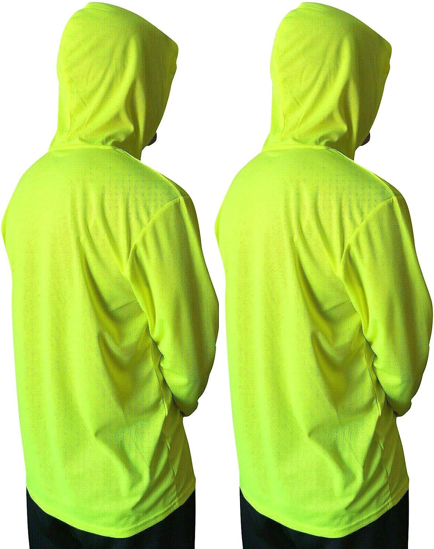 NY OFFicial mail Columbus Mall order GOLDEN FASHION Hi Vis High Saf T Visibility Shirt Long Sleeve