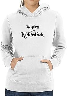 Eddany Happiness is a Kirkpatrick Women Hoodie