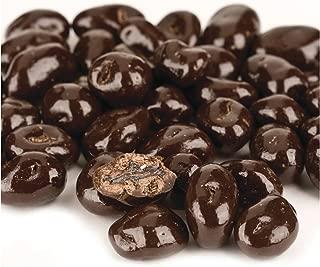 SweetGourmet Dark Chocolate Covered Raisins, 1 Lb