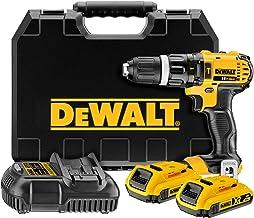 Dewalt DCD785C2-QW Taladro percutor XR 18V 13 mm 60Nm con 2 baterías Li-Ion 1, 280 W, 18 V