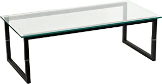 Flash Furniture Glass Coffee Table