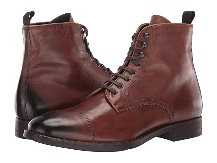 To Boot New York  Richmond (Brandy Calf) Mens Dress Pull-on Boots