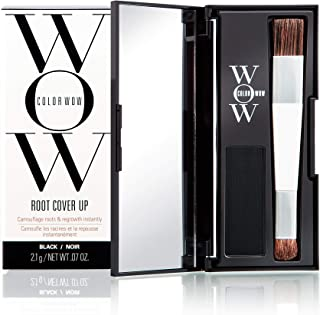 COLOR WOW Root Cover Up - Black for Women - 0.07 oz