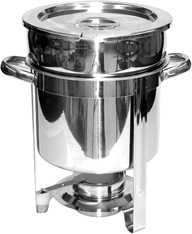 Excellant Stainless Steel 7 Quart Marmite Chafer