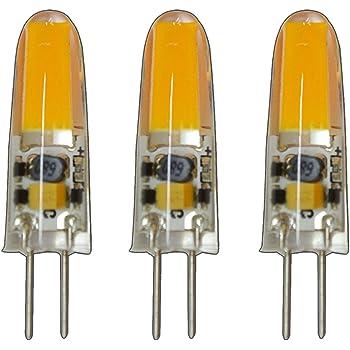 DC 12 V 3 W G4 LED-Glühbirne Entspricht dem Ersatz einer 30 W U7O1 Tomshine AC