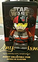 Star Wars The Force Awakens Poe Dameron Disney Vinylmation 3 Figure
