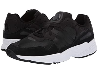 adidas Originals Yung-96 (Core Black/Core Black/Crystal White) Men